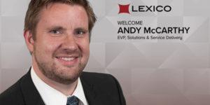 Andy McCarthy EVP