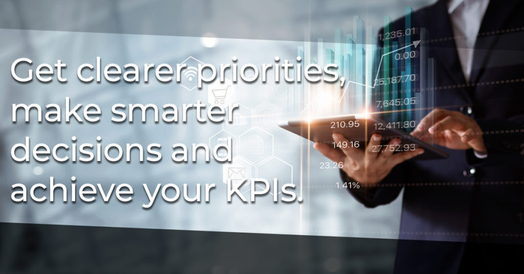 Taking a different approach to financial modeling can yield clearer priorities, smarter decisions and KPI achievement.